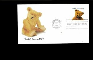 2002-FDC-Teddy-Bears-Atlantic-City-NJ