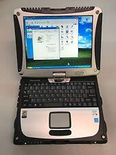 Panasonic Toughbook CF-19 10.1in. (80GB, Intel Core Duo, 1.06GHz,) Notebook