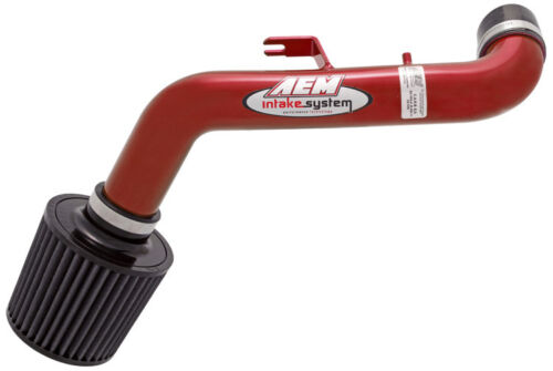 Red fits 95-99 Mitsubishi Eclipse /& Eagle Talon 2.0L AEM Short Ram Air Intake