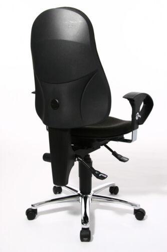 Drehstuhl Bürostuhl Schreibtischstuhl Topstar Sitness 10 anthrazit grau B-Ware