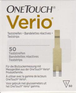 Lifescan One Touch Verio Sensores PZN 6558223 Nuevo+ Caja Original de Med.