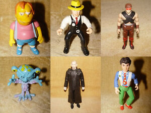 """Multi-annonce The A-Team GALOOB Vintage 1983 action figures complet 6/"""""""