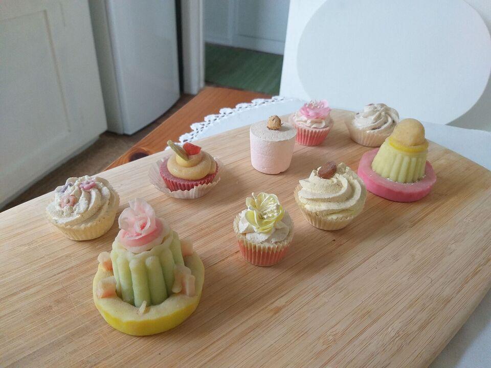 Pynt cupcakes