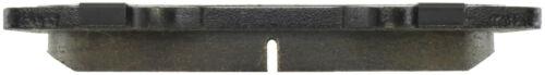 Disc Brake Pad Set-Street Select Brake Pads Front Stoptech 305.09760