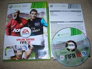 FIFA-12-Rare-XBOX-360-Game