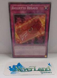 Gioco-Game-Yu-Gi-Oh-ITALIANO-Rara-INOV-Biglietto-Regalo