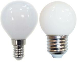 3W LED Glühbirne Glühlampe Leuchte Lampe Licht Leuchtmittel Kugel E14 Sockel