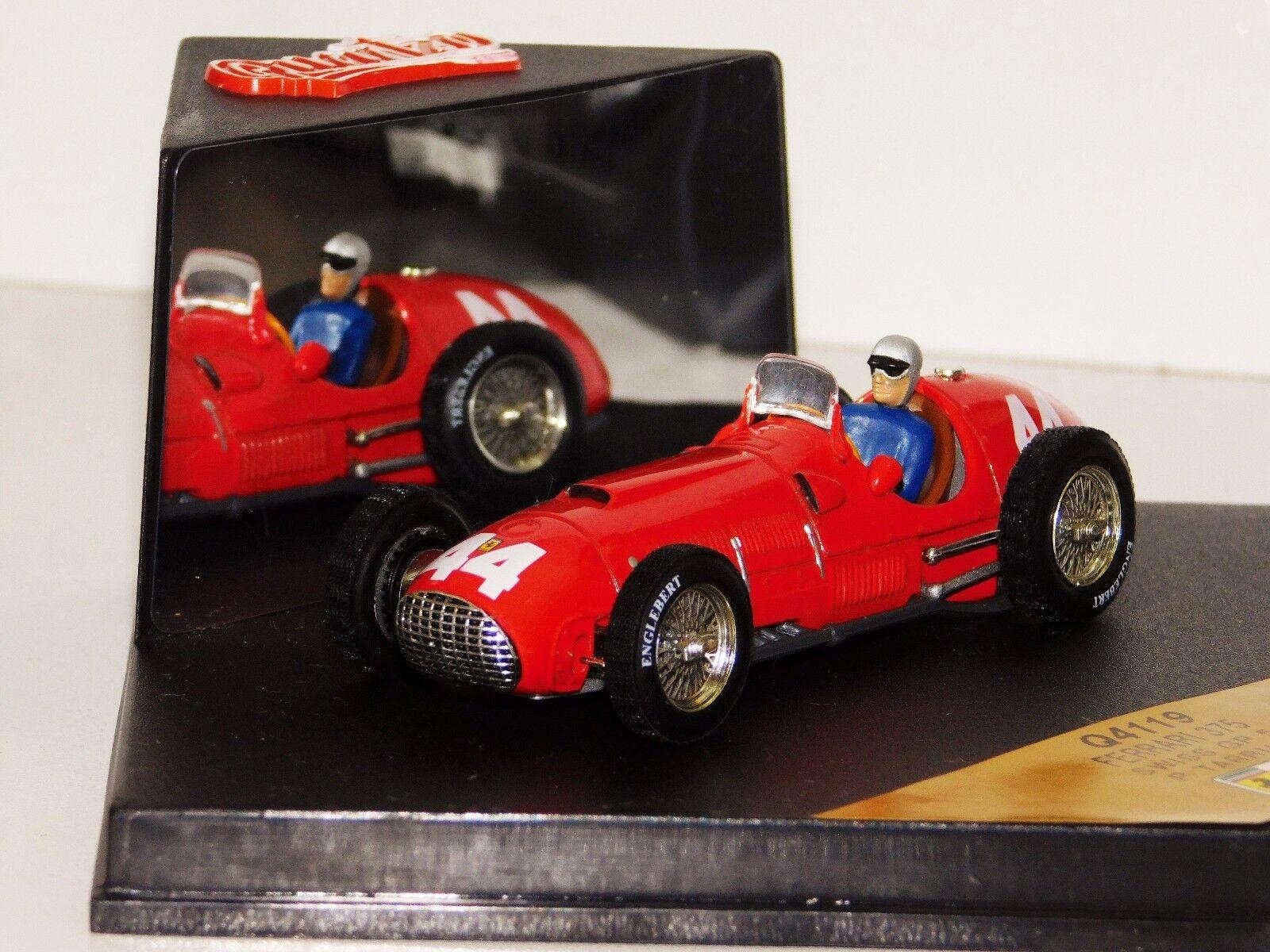FERRARI 375 SWISS GP 1951 P. TARRUFI QUARTZO Q4119 1 43