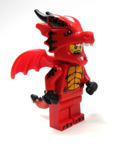 SEALED LEGO Series 16 17 18 BIRTHDAY NINJAGO BATMAN MOVIE 15 Shark COSTUME