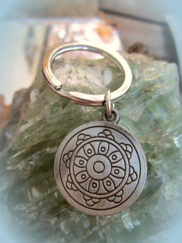 schutzamulett schlüsselanhänger keyring traumfänger ethno ornament