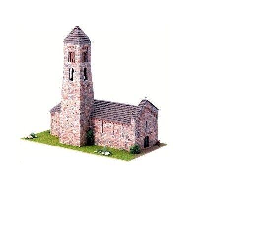 DOMUS Model 40077 Church Romanica 3  St. Climent Coll of Nargó