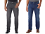 Calvin-Klein-Jeans-Men-039-s-Straight-Fit-Jeans-CKJ-035 miniature 1
