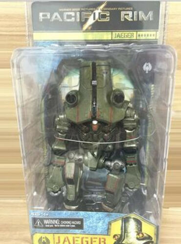 11 Styles Pacific Rim Movie Jaeger Gipsy Danger PVC Action Figure Model Toy