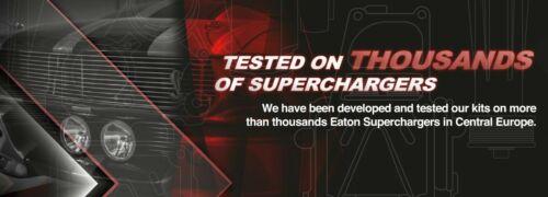 Eaton M62 5gen Supercharger FULL Rebuild kit+coupler CHEVROLET COBALT SS SATURN