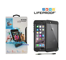"New LIFEPROOF NUUD Case for iPhone 6 Plus 5.5"" Waterproof & Rugged"