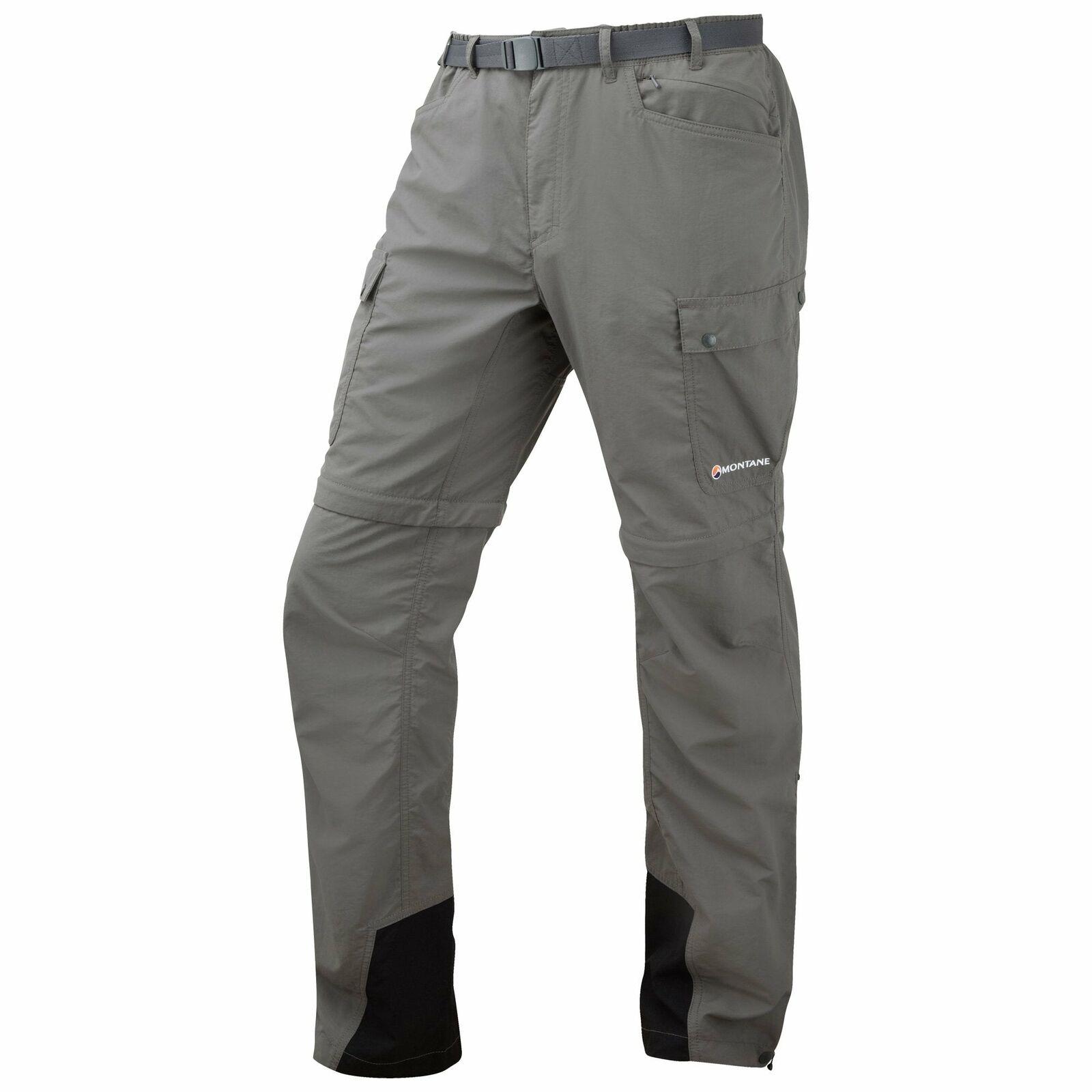 MONTANE Pantalon Terra GT conGrünit