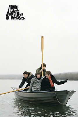 "Arctic Monkeys American Flag poster 24 x 36/"""