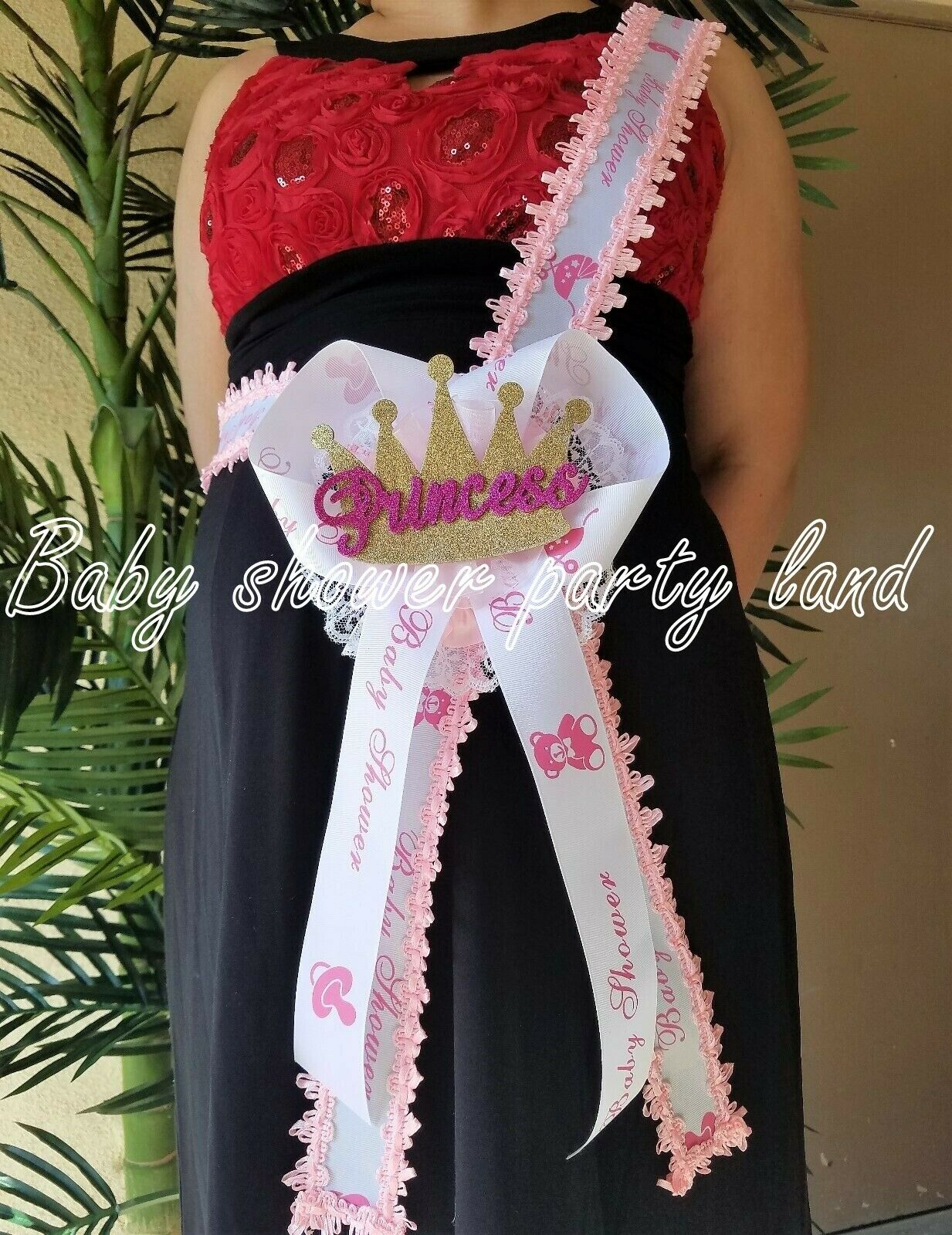 It/'s A Girl Mommy To Be Corsage