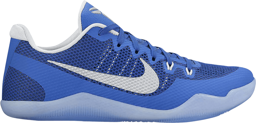 Nike Kobe XI 11 Low Promo Game Royal 856485-441 Size 17.5 US NEW