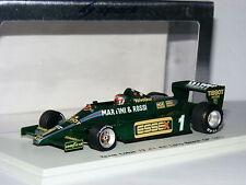 Spark S1851 Martini Lotus 79 Mario Andretti 1979 Long Beach GP 1/43