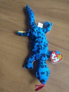 d24f27dd0e4 Image is loading TY-Lizzy-Beanie-Baby-Rare