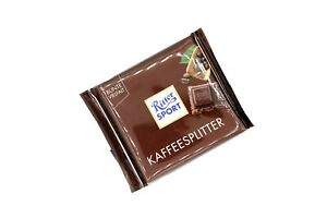Genuine-Ritter-Sport-chocolate-coffee-crunch-bits-from-Germany-4x-8x-bars