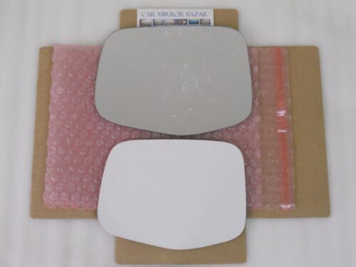 FULL SIZE ADHESIVE D395L 2011-13 HONDA ODYSSEY Mirror Glass Driver Side Left LH