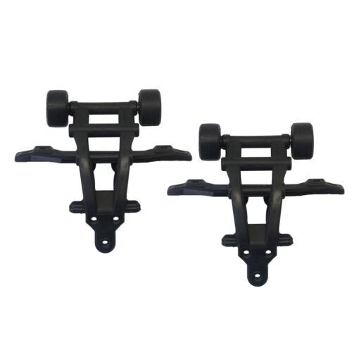 2 Stück langlebige RC Car Wheelie Bar Ersatz Passform für Xinlehong Q902 Q903