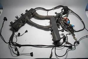 bmw e38 740i 740il m62tu 4 4l v8 engine wiring harness complete dme BMW 740iL Interior image is loading bmw e38 740i 740il m62tu 4 4l v8