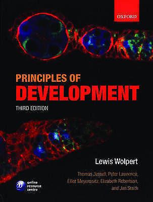 Principles of Development by Elizabeth Robertson, Elliot M. Meyerowitz, Jim...
