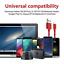 Per-Xiaomi-Redmi-Note-9-8-9S-7-TIPO-C-USB-Pro-C-veloce-cavo-di-ricarica-dati-caricabatterie miniatura 2