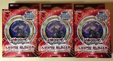 3x Lot YuGiOh Cosmo Blazer Special Edition SE English FACTORY SEALED Deck/Box