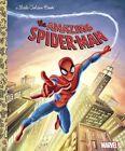 The Amazing Spider-Man (Marvel: Spider-Man) by Frank Berrios (Hardback)