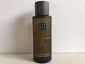 (34,90€/100ml) Ritual of Hammam Warming Massage Oil Massage Öl 100ml