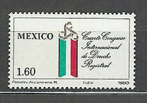 Mexico - Mail 1980 Yvert 914 MNH