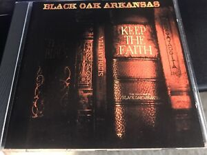 Black-Oak-Arkansas-034-Keep-The-Faith-034-IMPORT-cd-Sequel-MINT-NEAR-MINT