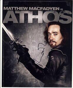 Matthew-Macfadyen-Autograph-THE-THREE-MUSKETEERS-Signed-10x8-Photo-AFTAL-4860