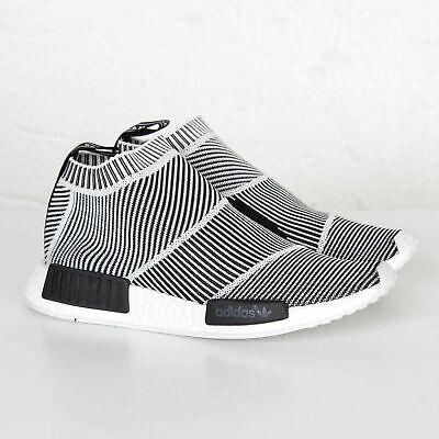 Adidas NMD CS1 PK City Sock Black White