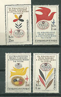 Czech Republic, Czechoslovakia Scott # C53/56 ** MNH Set