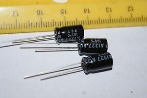NICHICON 10UF 400V 105C Electrolytic Radial Capacitor New Lot Quantity-20