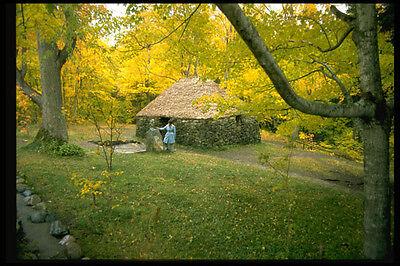 472095 Lone Sheiling Historic Monument Cabot Trail Nova Scotia A4 Photo Print Art Prints
