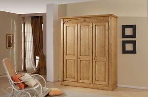 Letto Rustico Legno : Armadio rustico in legno di abete disponibili letto como