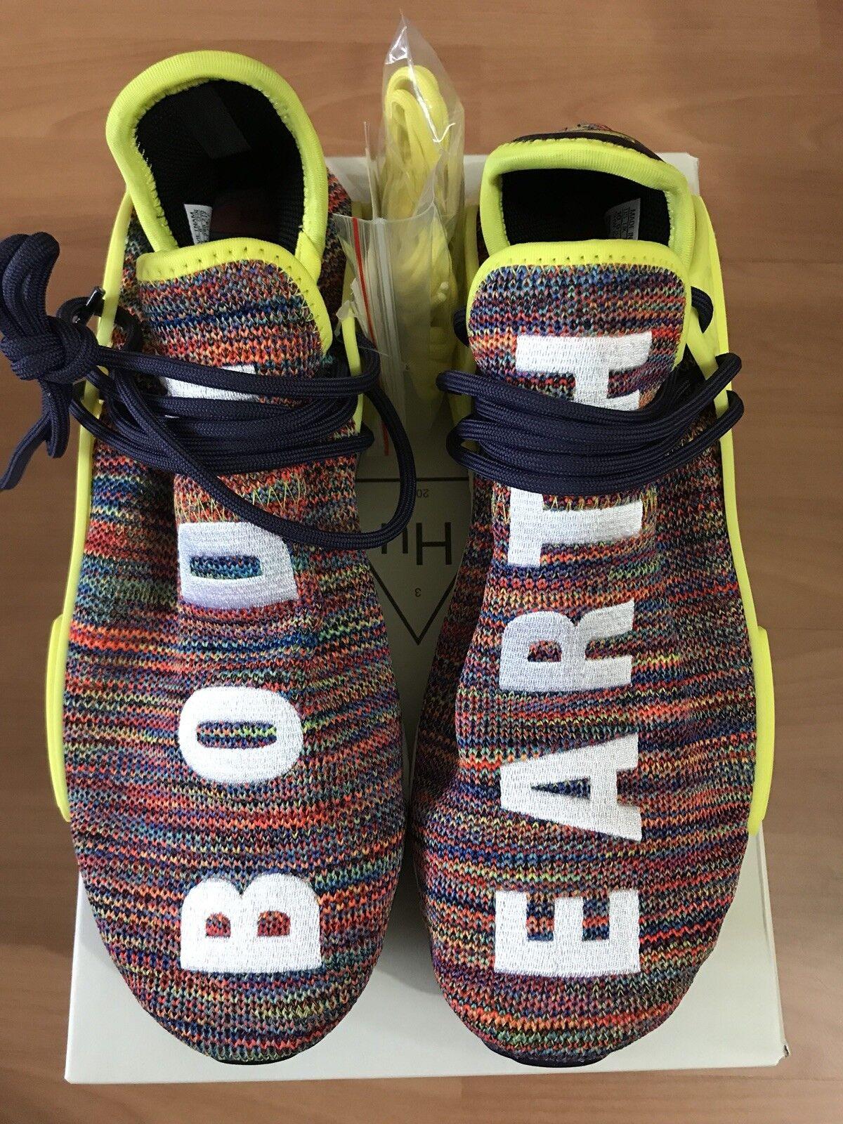 Adidas x Pharrell Williams Human Race Trail Multi Noble Ink size = US 10