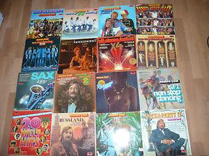 Sammlung-Konvolut-16-LP-James-Last-Viny-70er-Caribbean-Nude-Cover-Party-Hits
