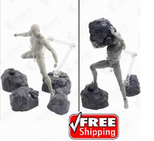 Effect-Rock-Figuarts-Figma-D-arts-rider-1-6-1-12-figure-hot-toys-model-gundam