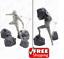 Effect-Rock-Figuarts-Figma-D-arts-rider-1-6-1-12-figure-hot-toys-model-gundam thumbnail 1