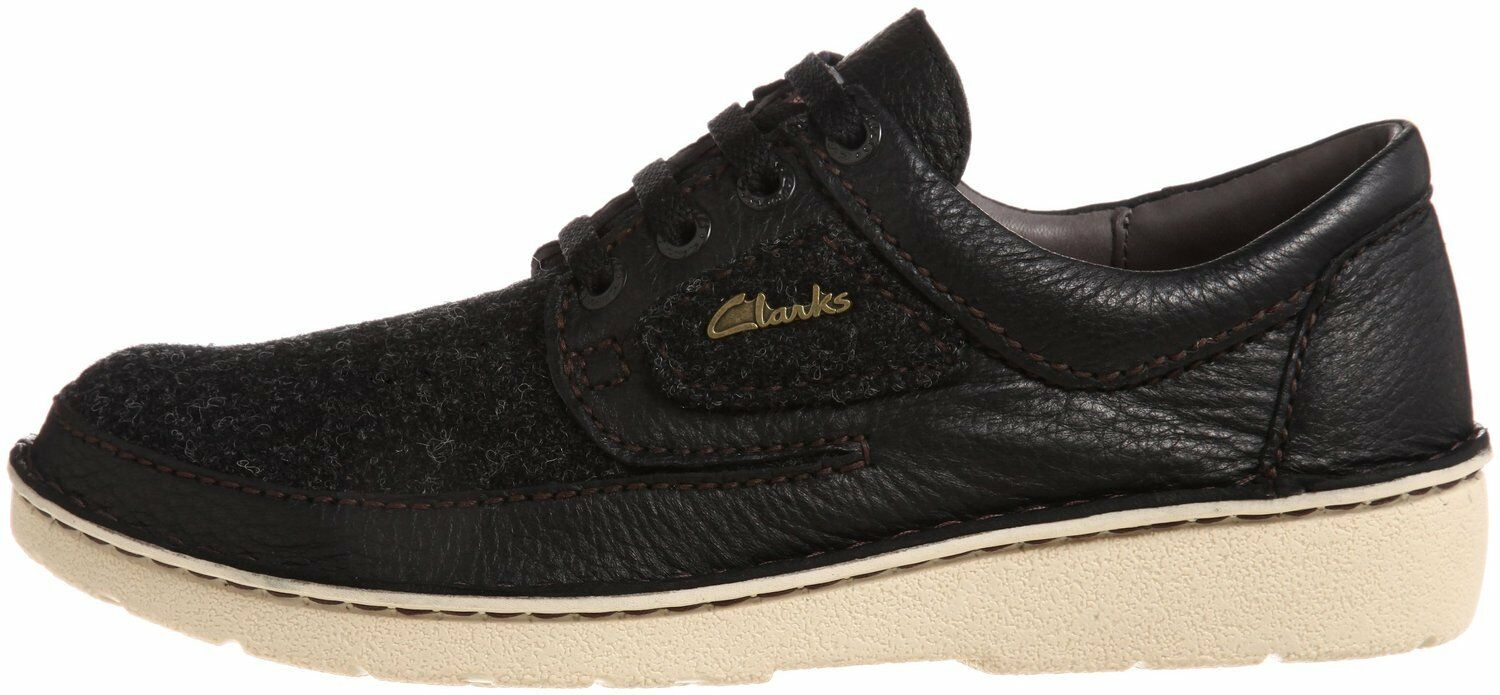 Clarks   Herren  NATURE ELITE  LIMITED EDITION EDITION LIMITED  BLACK COMBI  UK 10,10.5 82cba8