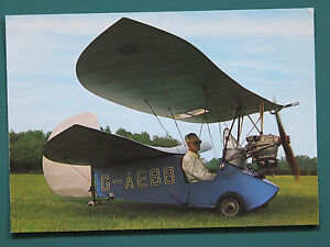 FLYING FLEA PLANE OLD POSTCARD UNUSED COLLECTORS SHUTTLEWORTH COLLECTION - Southampton, United Kingdom - FLYING FLEA PLANE OLD POSTCARD UNUSED COLLECTORS SHUTTLEWORTH COLLECTION - Southampton, United Kingdom