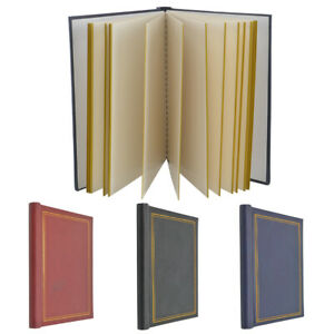3 X SELF ADHESIVE LARGE PHOTO ALBUMS TOTALLING 60 SHEETS 120 SIDES ALBUM