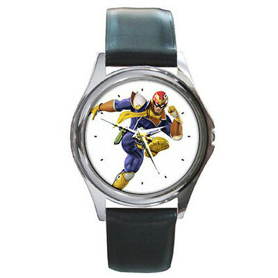 Captain Falcon Leather Wrist Watches New